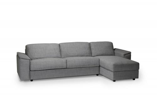 SUPREME standart 3-vietė sofa + šezlongas