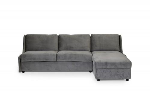 COMPACT 3 vietų sofa +  šezlongas