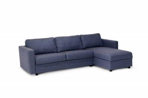 SAGA 3-vietė sofa + šezlongas