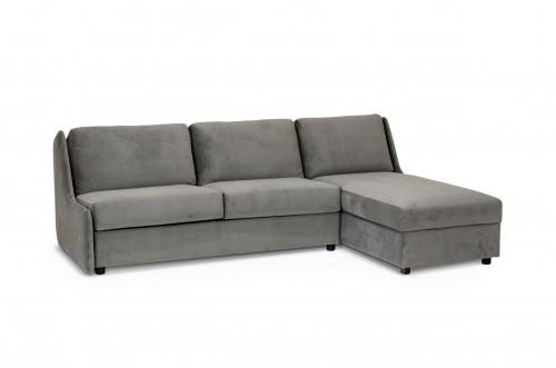 COMPACT 2,5 vietų  sofa + šezlongas