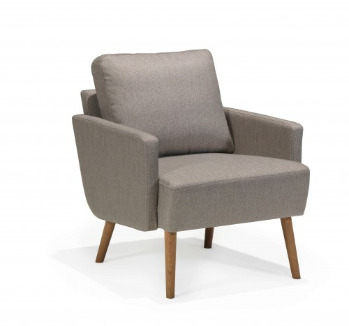 Scandinavian Touch low back chair