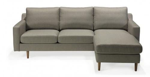 Scandinavian Touch 2-vietė sofa su šezlongu