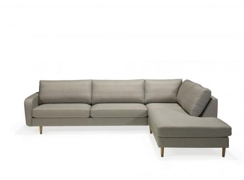 Scand. Touch 2-vietė sofa atviru galu