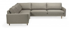 Scand. Touch 3-seater+corner+2-seter