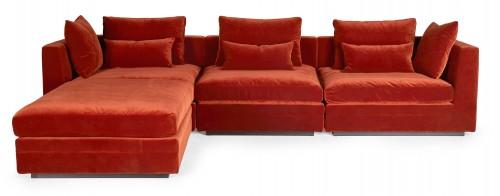 Lounge modular sofa 360x93